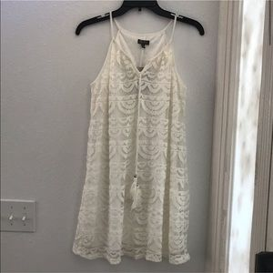 Lily Rose Ivy White Dress